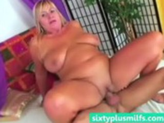 cumhozed excited granny
