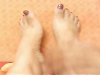 feet my hot arabic wife