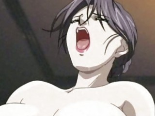 manga d like to fuck enjoys a penis and a toy