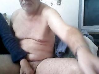 granny cook jerking