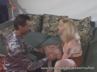 ribald wife pounded with a huge pecker