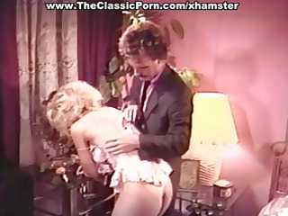 classic porn with this golden-haired getting