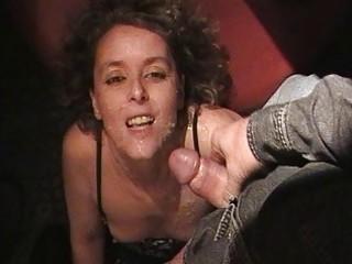 hot wife sucks off 511 men at the swingers club