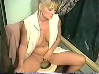 mature blond smokin fetish porno