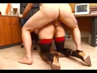 curvy non-professional wife acquires arse fucked