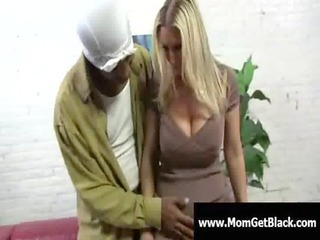 horny big tit mama get black cock for her pussy 71