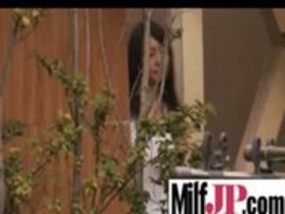 cute hawt japanese milfs acquire screwed vid-30