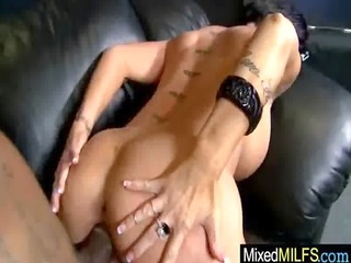 mother i breasty horny love dark penis inside