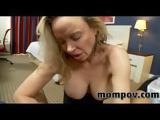 large tits business milf fucking my pounder