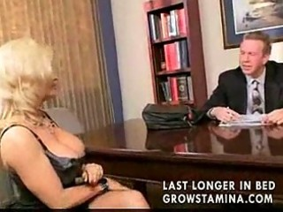d like to fuck blond entice lawyer and receives