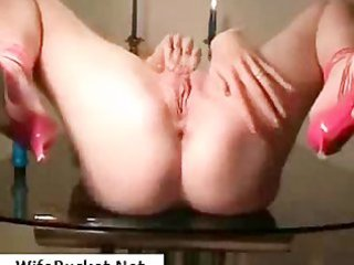 wife needs the sex toy in advance of my weenie