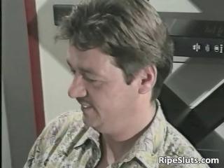 perverted secretary pisses on boss face part9