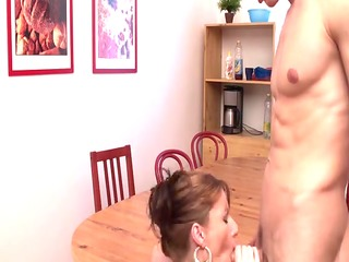 awesome hawt mother id like to fuck drilled on
