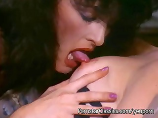 56s vintage lesbo act with slutty honeys giving a