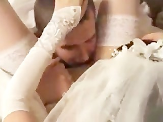 bride screwed by her recent husband