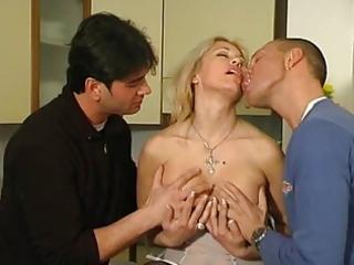 italian mature clarissa trio