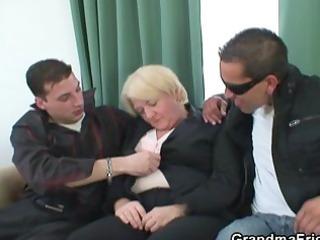 buddies group sex drunk old bitch