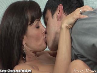 lisa ann copulates her daughters boyfriend