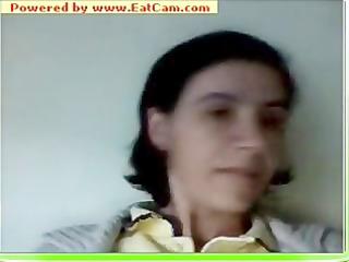 portuguese cristina shoowing marangos in cam