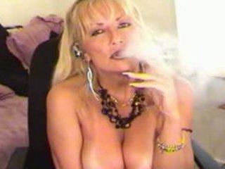 smoking fetish d like to fuck blond