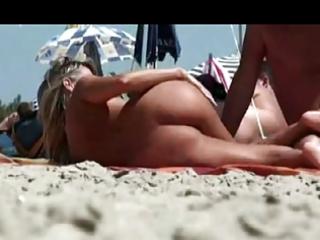hot d like to fuck on nudist beach by troc