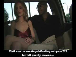 hawt blond mother i having interracial sex