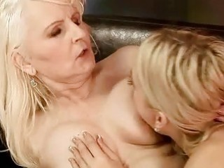 unattractive granny has sex with cute legal age