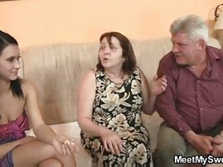 sinless hotty is enticed by her boyfriends mommy