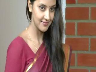indian desi wife seducing...