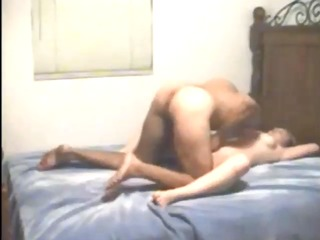 hot wife receives fucked on real homemade