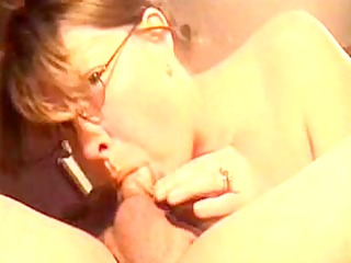 mamma deepthroat dad by breton