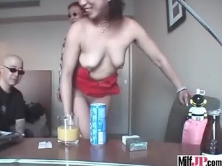 sexy older oriental love to acquire drilled