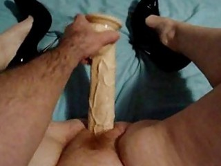 large sex toy in my wife