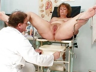 hairy corpulent mamma receives harrassed by